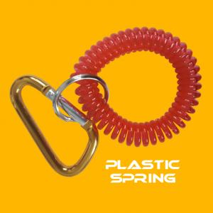 Spring with camping clip series